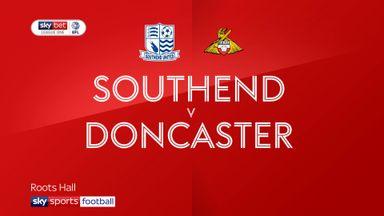 Southend 1-7 Doncaster