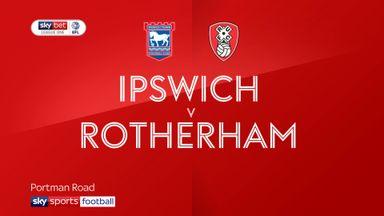 Ipswich 0-2 Rotherham