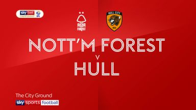 Nott'm Forest 1-2 Hull