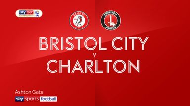 Bristol City 2-1 Charlton