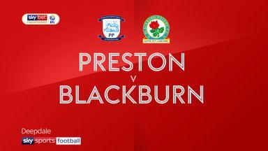 Preston 3-2 Blackburn