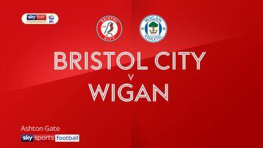 Bristol City 2-2 Wigan