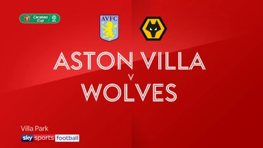 Aston Villa 2-1 Wolves