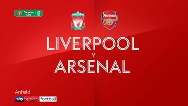 Liverpool 5-5 Arsenal (5-4 pens)