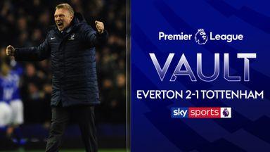 PL Vault 2012/13 | Everton 2-1 Tottenham