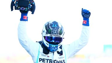 Bottas: We're making history