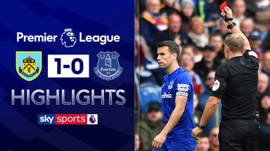 Hendrick sinks 10-man Everton