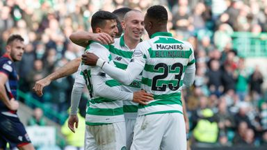 Celtic 6-0 Ross County