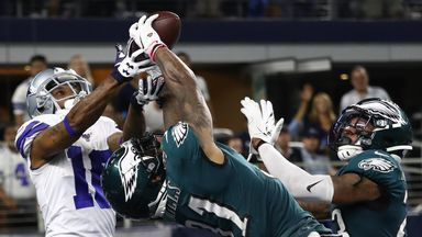 Eagles 10-37 Cowboys
