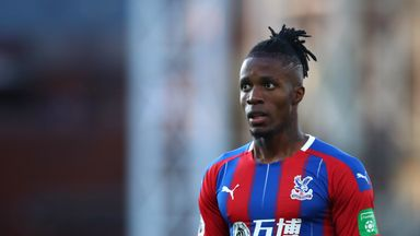 'Arsenal were way below our Zaha valuation'