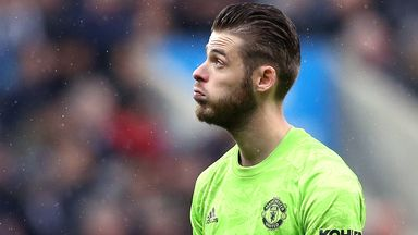 De Gea: Everything is going wrong
