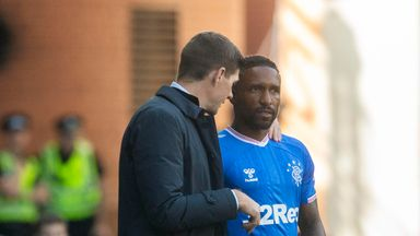 Gerrard hints at Defoe deal for Rangers