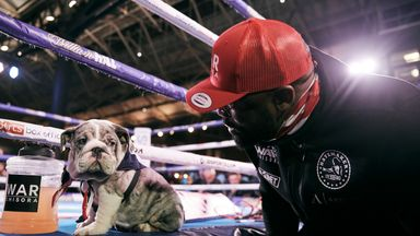 Chisora 'mentally ready' for Price test