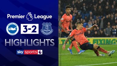 Digne OG gives Brighton late win