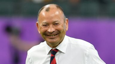 Jones pleased with England focus