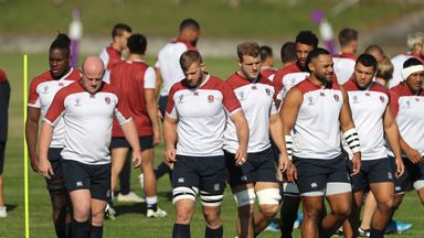 Jones: England will attack South Africa