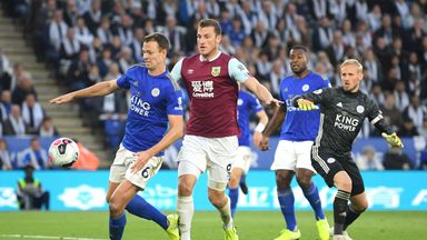 Murray: Burnley were robbed