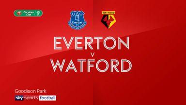 Everton 2-0 Watford