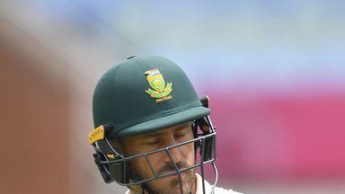 'South Africa in a bit of turmoil'