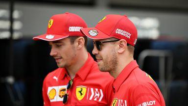 Leclerc: Trust key between team-mates