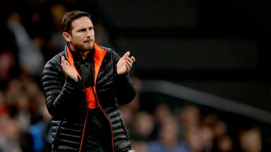 Lampard: Ajax win the blueprint
