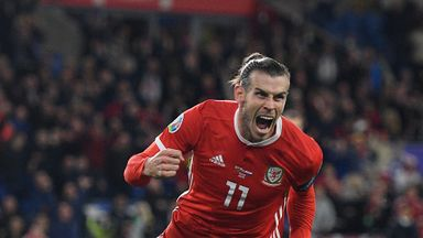 'Bale puts body on line for Wales'