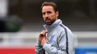 Southgate focusing on the football