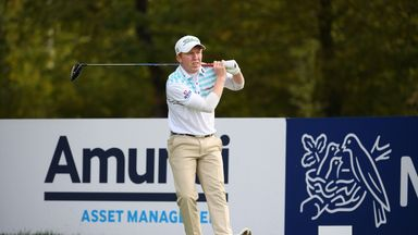 Moynihan's agonising hole-in-one miss