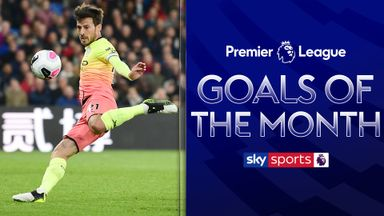 Goals of the Month - October