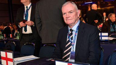 FA boss Clarke reveals Bury owner talks