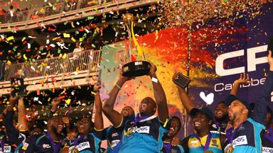 Barbados upset Guyana to win CPL