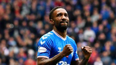 Defoe 'taken aback' by Rangers support