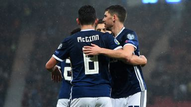 Scotland need 'belief and momentum'