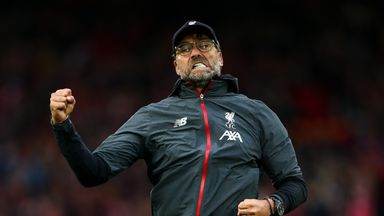 'PL title in the bag for Liverpool'