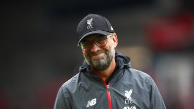 Klopp: I love playing United