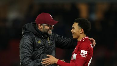 I owe Klopp 'everything'