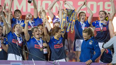 Leeds win Women's Grand Final