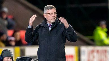 Mackay: No consistency at Hearts