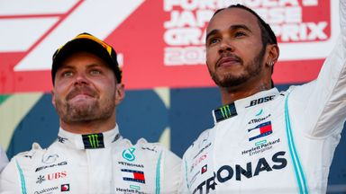 Hamilton proud to be part of Mercedes