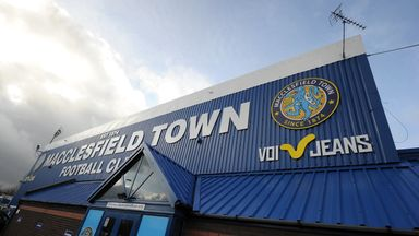 Sealey hopeful of Macclesfield takeover