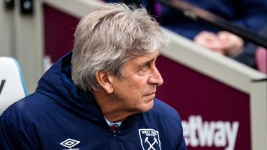 Pellegrini: Pressure always there