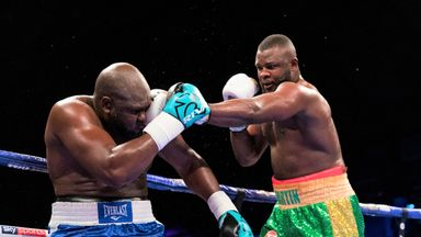 'Bakole ready for big fights'