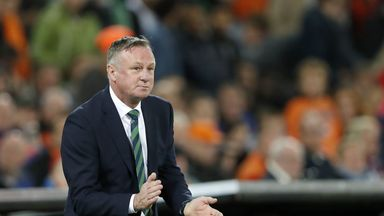 O'Neill: Momentum gained for Holland clash