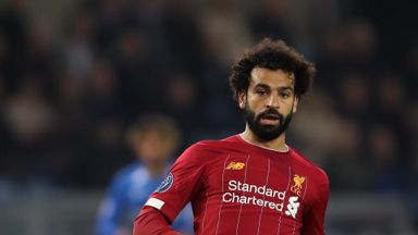 Klopp: We must be sensible with Salah