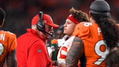Reid: It was a freak injury for Mahomes