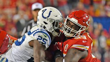 Colts 19-13 Chiefs