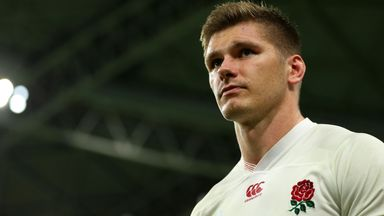 Farrell: England can deal with anything