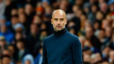 Pep: Tough to play youth at City