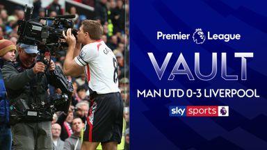 PL Vault | Man Utd 0-3 Liverpool (2014)