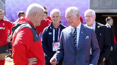Prince Charles makes Wales visit